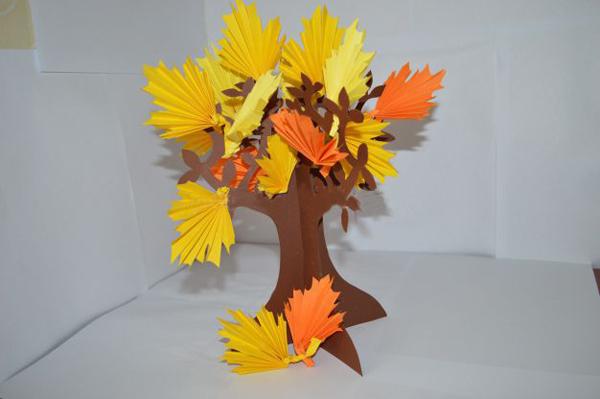 «Осеннее дерево»