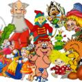 Рисование на сказочные сюжеты в полной мере раскрывает творческие способности воспитанников подготовительной группы