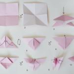 Схема для оригами