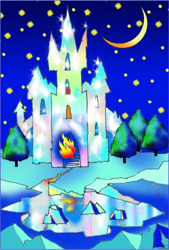 Сказочный дворец Луны