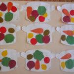 Тематический цикл «Овощи»