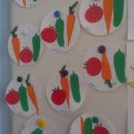 Тематический цикл «Овощи и фрукты»