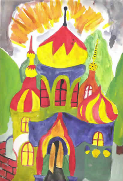 картинка по рисованию сказочный дворец отметить, что