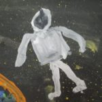 Белый скафандр