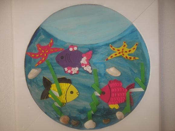 Чудесный аквариум