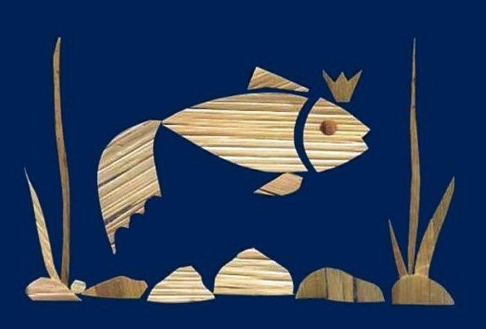 Королева рыбок