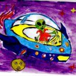 Космический гость