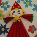 Кукла русская красавица