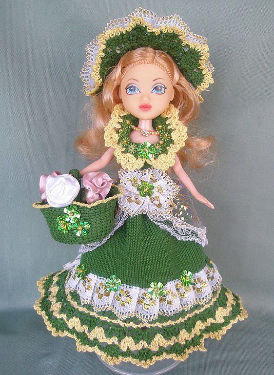 Весенняя кукла своими руками 93