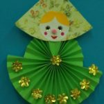 Куколка в русском сарафане