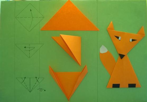 Перспективный план для подготовительной группы по оригами