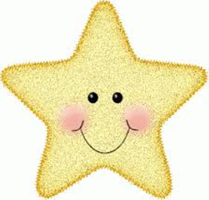 Маленькая звездочка