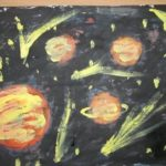 На просторах вселенной