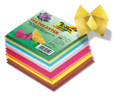 Набор бумаги для оригами