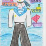 Отважный моряк