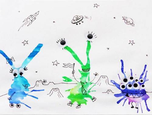 Пришельцы из далеких миров