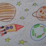 Путешествие в космосе