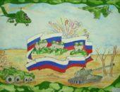 Рисование на военную темув подготовительной группе способствует патриотическому воспитанию дошкольников