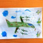 Самолет-истребитель