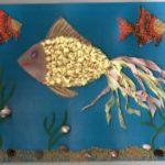 Сказочная рыбка