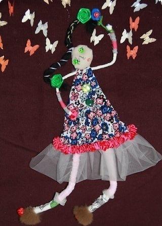 Танцующая куколка