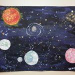 Тишина и спокойствие в космосе