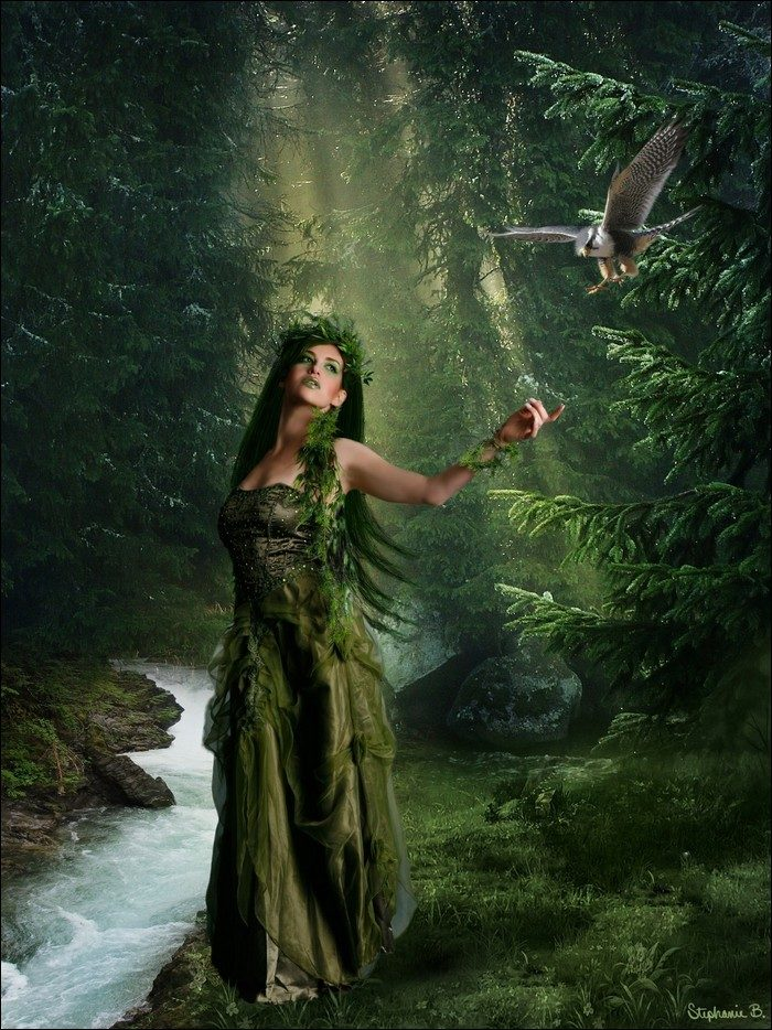 Волшебница Природа