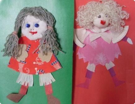 Забавные куклы