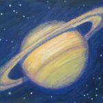 Загалочный Сатурн