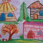 Дома трех поросят
