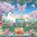 На волшебной поляне