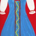 Одежда славянки