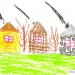 Три домика