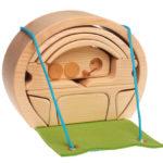 Дом-конструктор в сумочке
