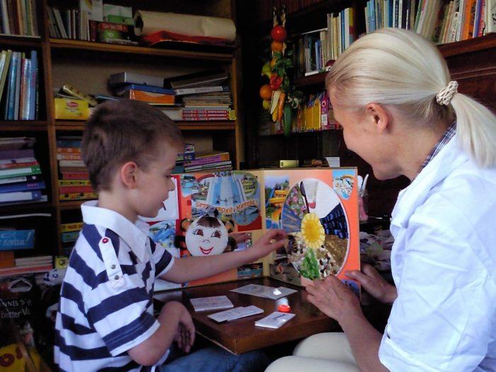 Коррекционная работа специалиста с дошкольником в рамках индивидуального образовательного маршрута по ФГОС