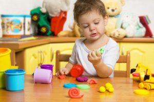 Лепка в дошкольном возрасте