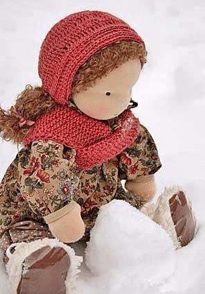 Кукла-обнимашка