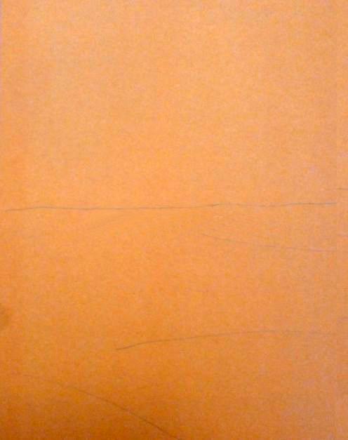 «Жираф» первый этап рисунка