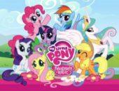 Герои мультфильма My Little Pony