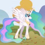 Принцесса Селестия, фото одиннадцать