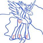 Принцесса Селестия, фото девять