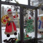 Дед Мороз, ёлка и Снегурочка