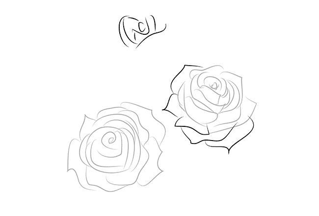 Розы в вазе, фото 2
