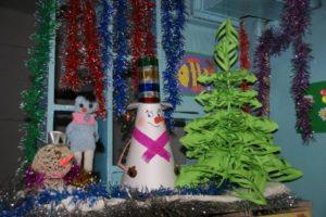 Украшение группы к Новому году необходимо для создания у детей предпраздничной атмосферы счастья