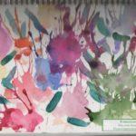 Рисунок «Цветочная поляна»