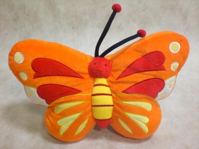 Мягкая игрушка бабочка