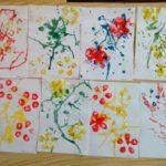 Рисунок «Красивые цветы»