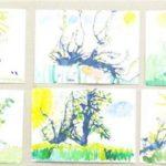 Рисунки на тему «Летний день»