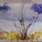 Рисунок «Поздняя осень»