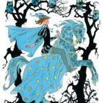 Иллюстрация Эрика Булатова, Олега Васильева к сказке «Спящая красавица»